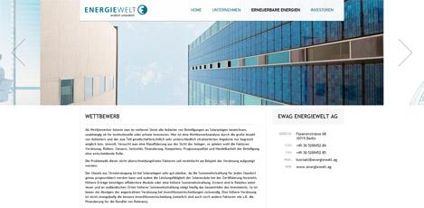 EWAG ENERGIEWELT AG